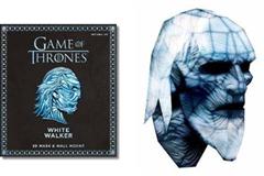 Game of Thrones Mask: White Walker