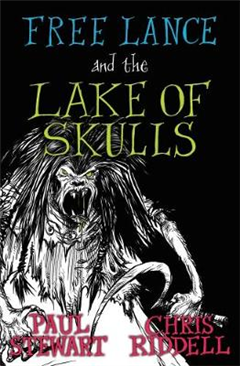Free Lance and the Lake of Skulls Book 1