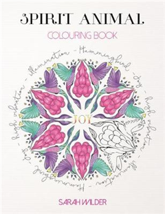 Spirit Animal Colouring Book