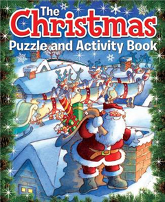 The Christmas Puzzle and Activity Book