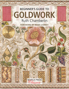 Beginner\'s Guide to Goldwork