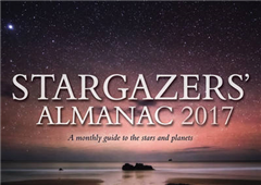 Stargazers' Almanac: A Monthly Guide to the Stars and Planet