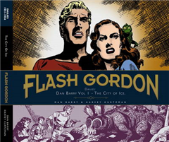 Flash Gordon Dailies: Dan Barry - The City of Ice