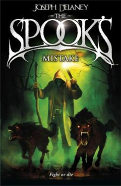 The Spook\'s Mistake: Book 5