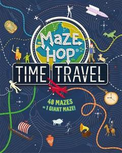 Maze Hop: Time Travel