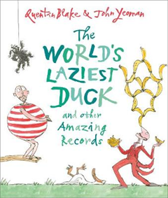 World's Laziest Duck
