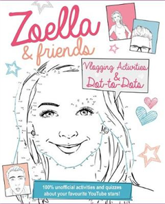 Zoella and Friends Dot-to-Dot & Activity Book