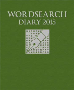 Wordsearch Diary: 2015