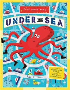 Find Your Way: Under the Sea