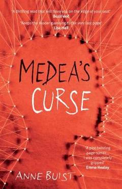 Medea's Curse: Shocking. Page-Turning. Psychological Thrille
