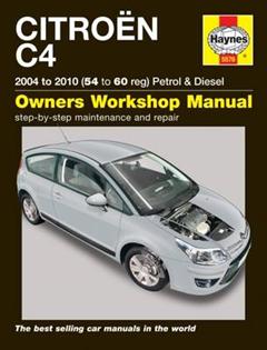 Citroen C4 Owners Workshop Manual