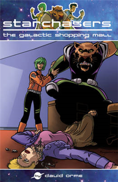 Starchasers and the Galactic Shopping Mall: Set One
