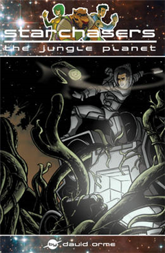 Starchasers and the Jungle Planet: Set One
