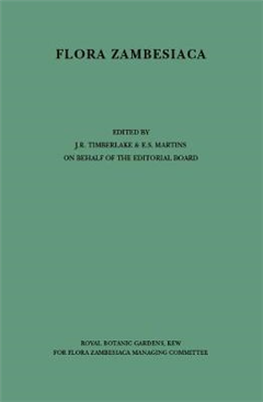 Flora Zambesiaca Volume 8, Part 5: Acanthaceae (Part 1)