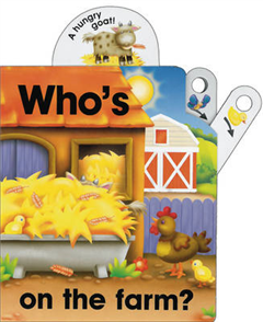 Flip Top: Who's on the Farm?