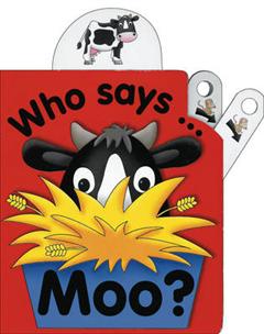 Flip Top: Who Says Moo?