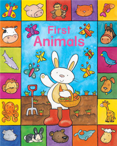 Sparkly Learning: First Animals