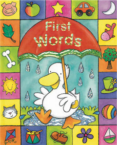 Sparkley Learning: First Words