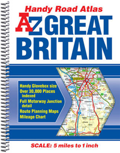 Great Britain Handy Road Atlas: 2014