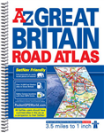 Great Britain 3.5m Road Atlas: 2014