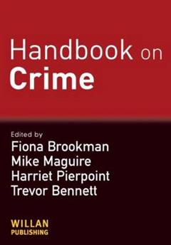 Handbook on Crime