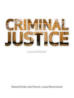 Criminal Justice: Local and Global