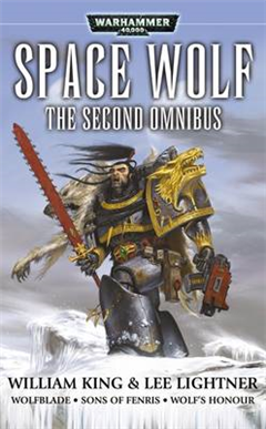 Space Wolf Second Omnibus