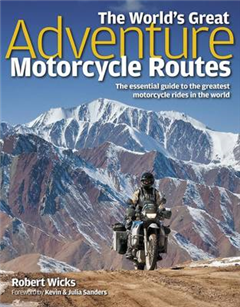 World's Great Adventure Motorcycle Routes