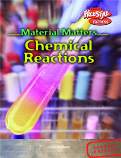Freestyle Express Material Matters Chemical Reactions Hardba