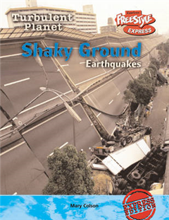 Freestyle Max Turbulent Planet Shaky Ground: Earthquakes Har