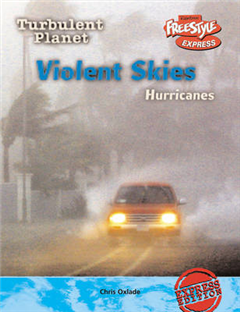 Freestyle Max Turbulent Planet Violent Skies: Hurricanes Har