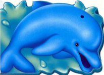 Dolphin: Chunky Animals