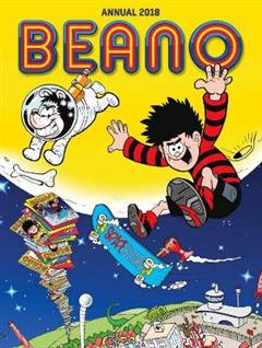 Beano Annual 2018