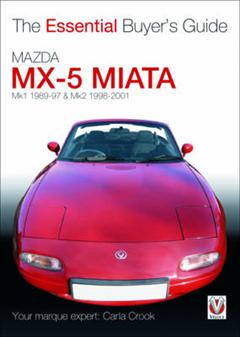 Mazda MX-5 Miata MK1 1989-97 & MK2 98-2001