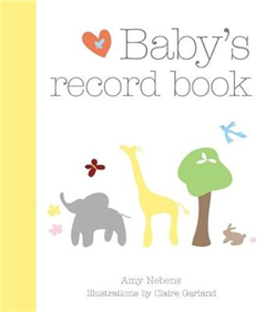 Baby\'s Record Book