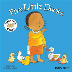 Five Little Ducks: BSL (British Sign Language)