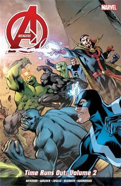 Avengers: Time Runs Out Vol. 2