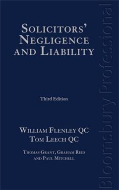 Solicitors\' Negligence and Liability