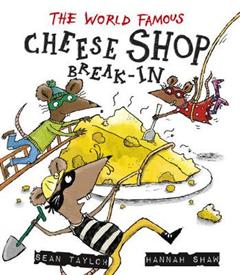 World-Famous Cheese Shop Break-in