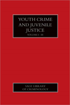 Youth Crime and Juvenile Justice