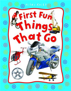 First Fun Things That Go
