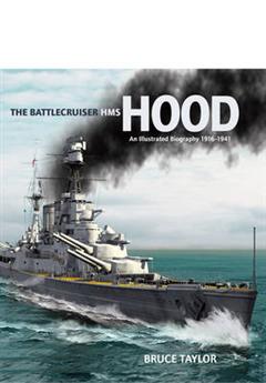 The Battleship Cruiser HMS Hood