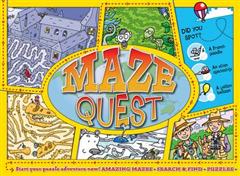 Maze Quest: Start Your Puzzle Adventure Now!