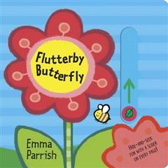 Flutterby Butterfly: Slide & Play