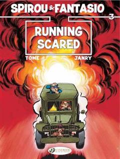 Spirou & Fantasio: v. 3: Running Scared