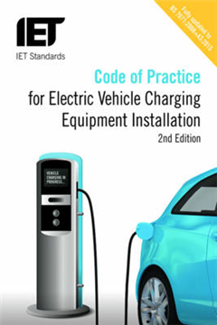 Code of Practice for Electric Vehicle Charging Equipment Ins