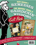 Maw Broon\'s Remedies and the Broons\' Book O\' Gairdenin\' Wisdoms Gift Pack