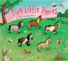 Five Little Ponies