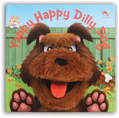 Yappy Happy Dilly Dog