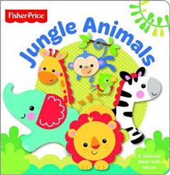Fisher Price First Focus Frieze Jungle Animals